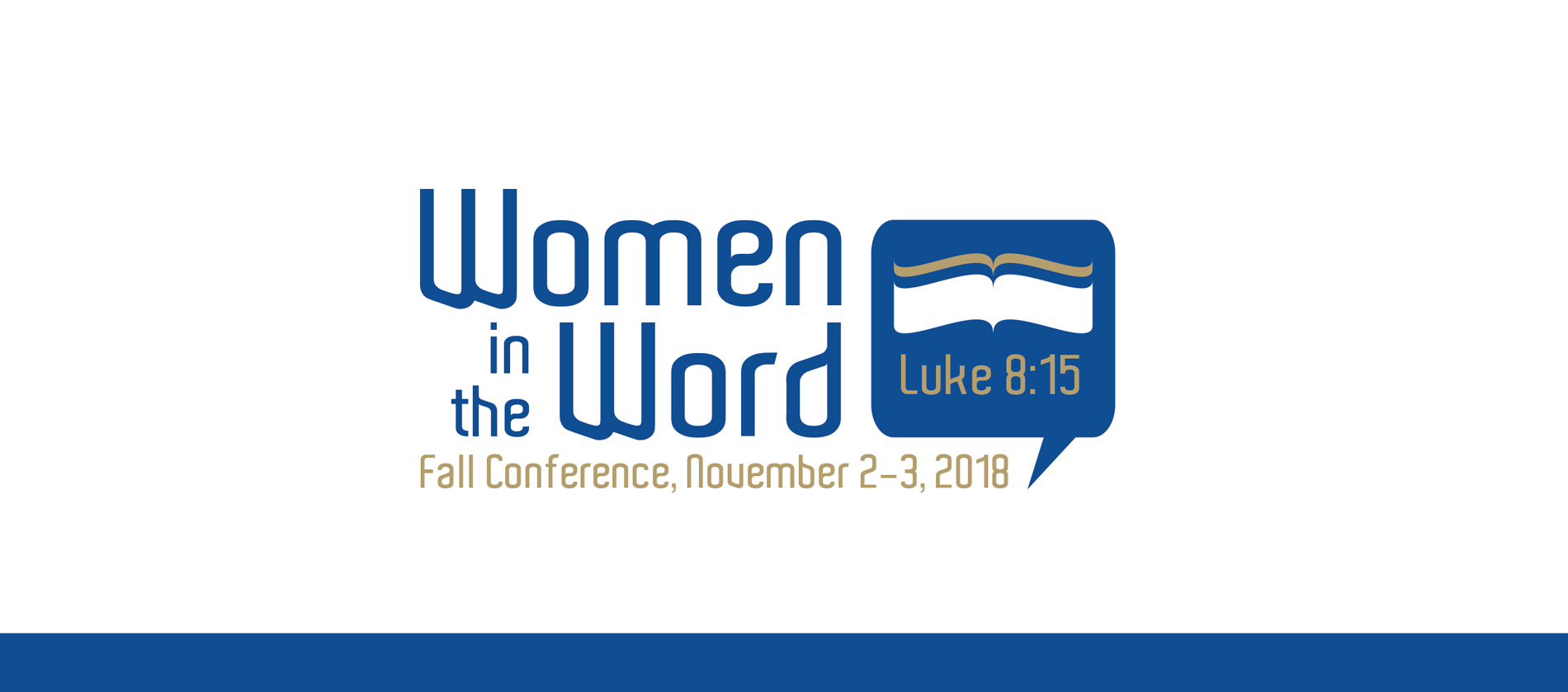 2018 Women in the Word Conference Details